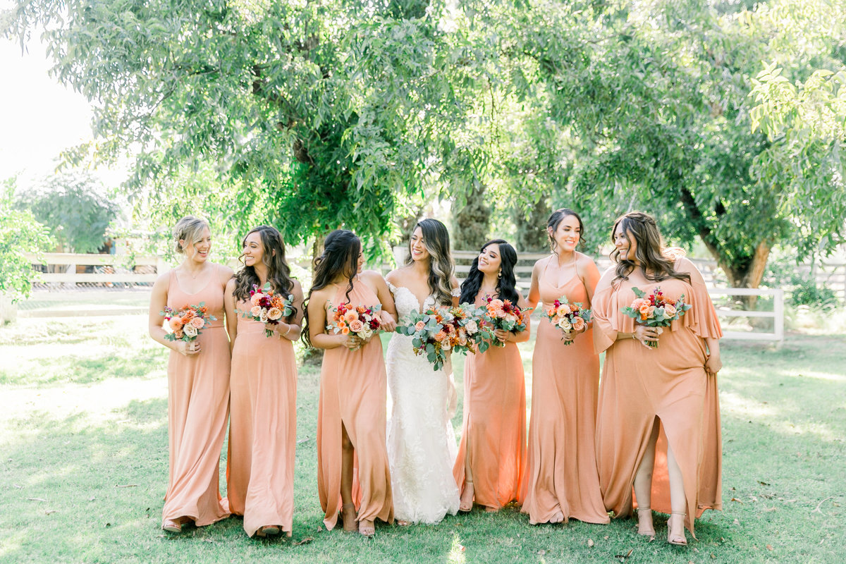 Karlie Colleen Photography - Phoenix Arizona - Farm At South Mountain Venue - Vanessa & Robert-164