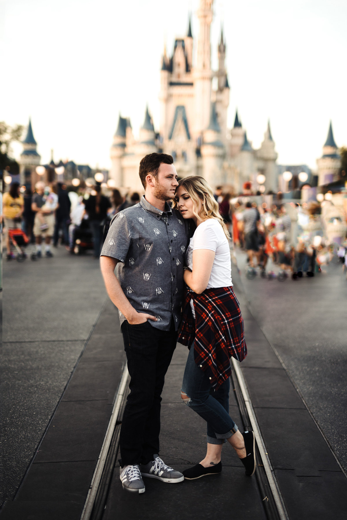 Ally & Brett's Disney Engagement Session (231 of 243)