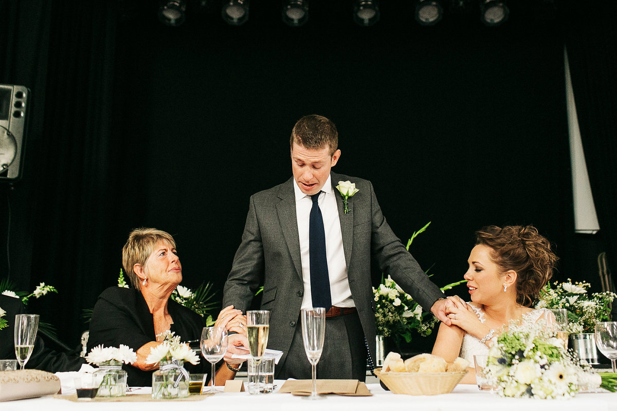 Village Hall Wedding near Leeds