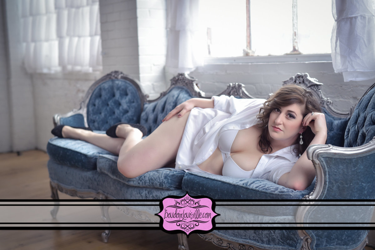 Boudoir Louisville - Photo Studio-4