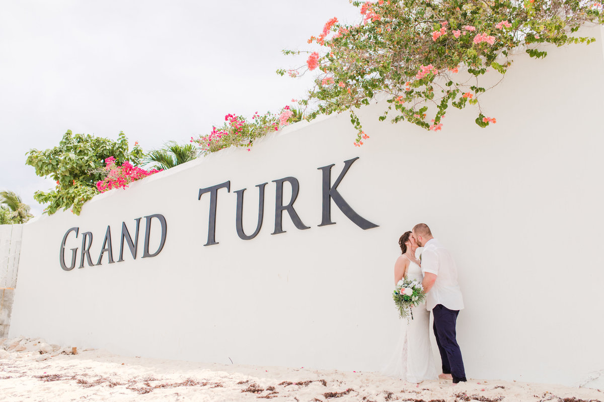 Destination Cruise Wedding at Turks and Caicos by Costola Photography