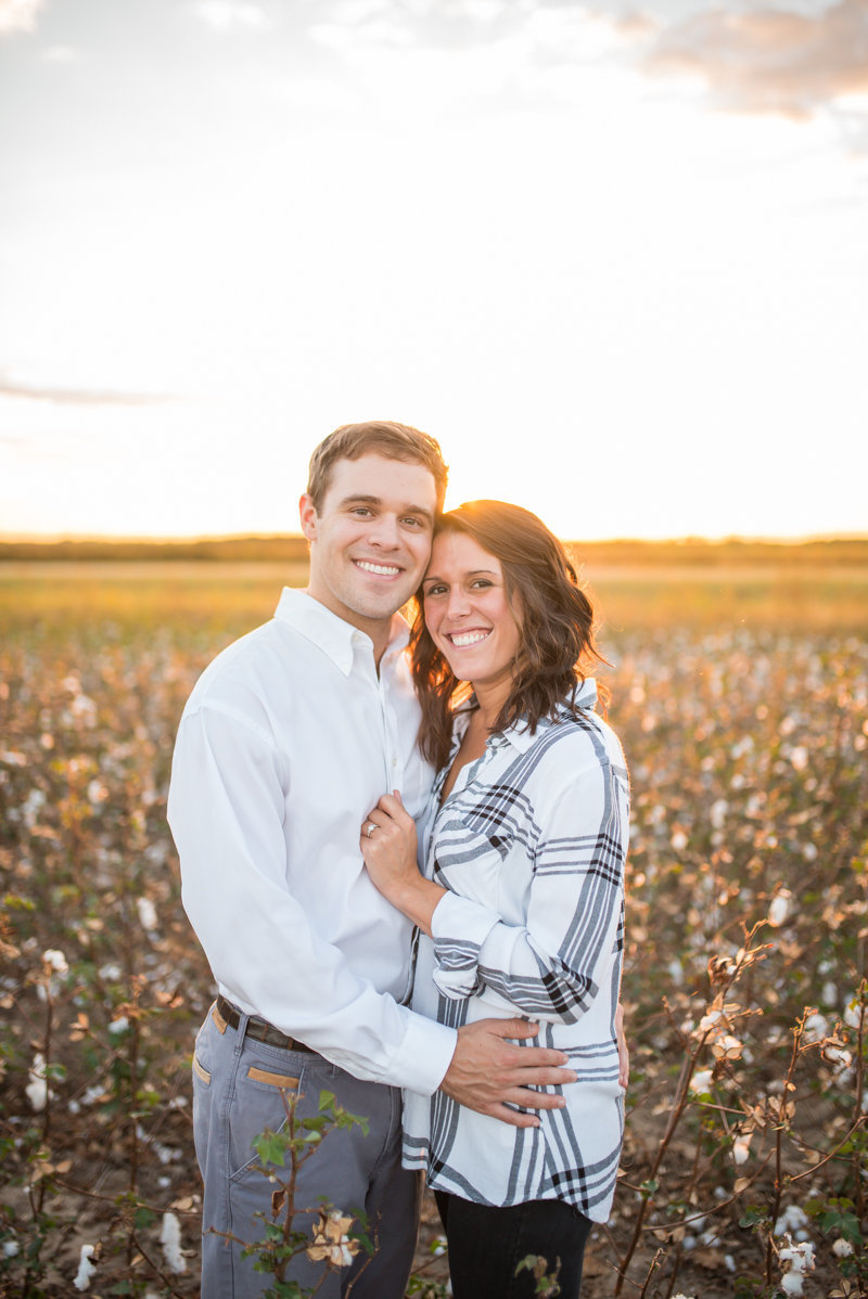 Sunset Engagement Session by Georgia Wedding Photographer Eliza Morrill-40