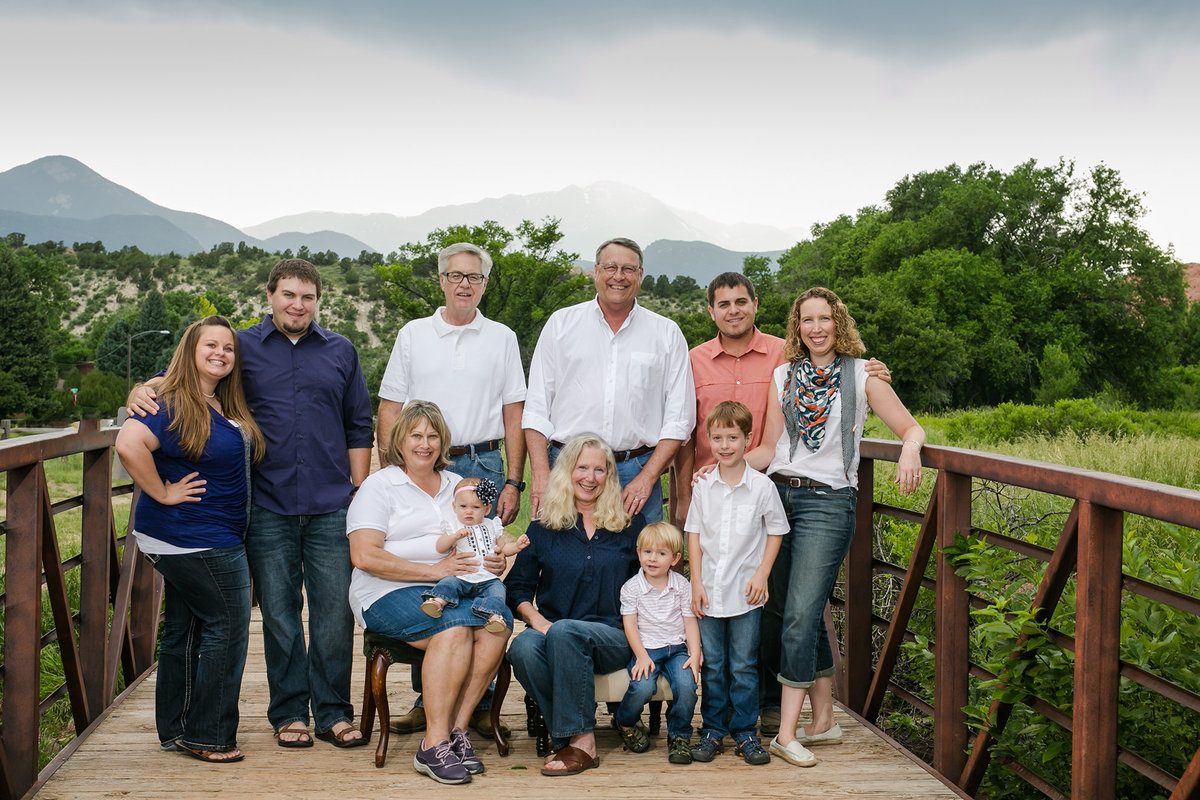Family Photographer in Colorado Springs