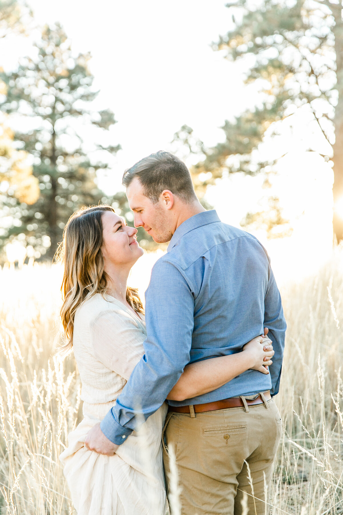 Karlie Colleen Photography - Flagstaff Arizona Engagement Photographer - Britt & Josh -206