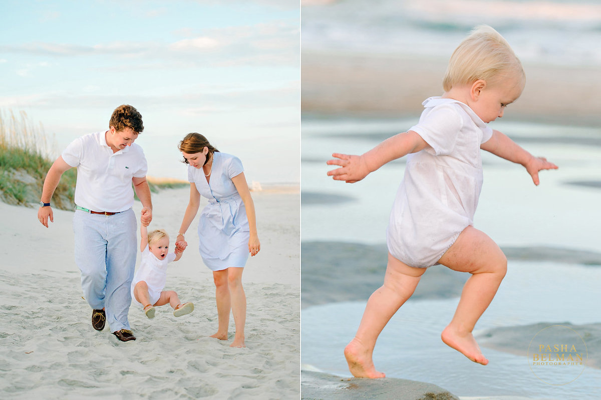Family Pictures | Beach Family Photography in Pawleys Island and Litchfield | Debordieu Family Photographers | Garden City Family Photography