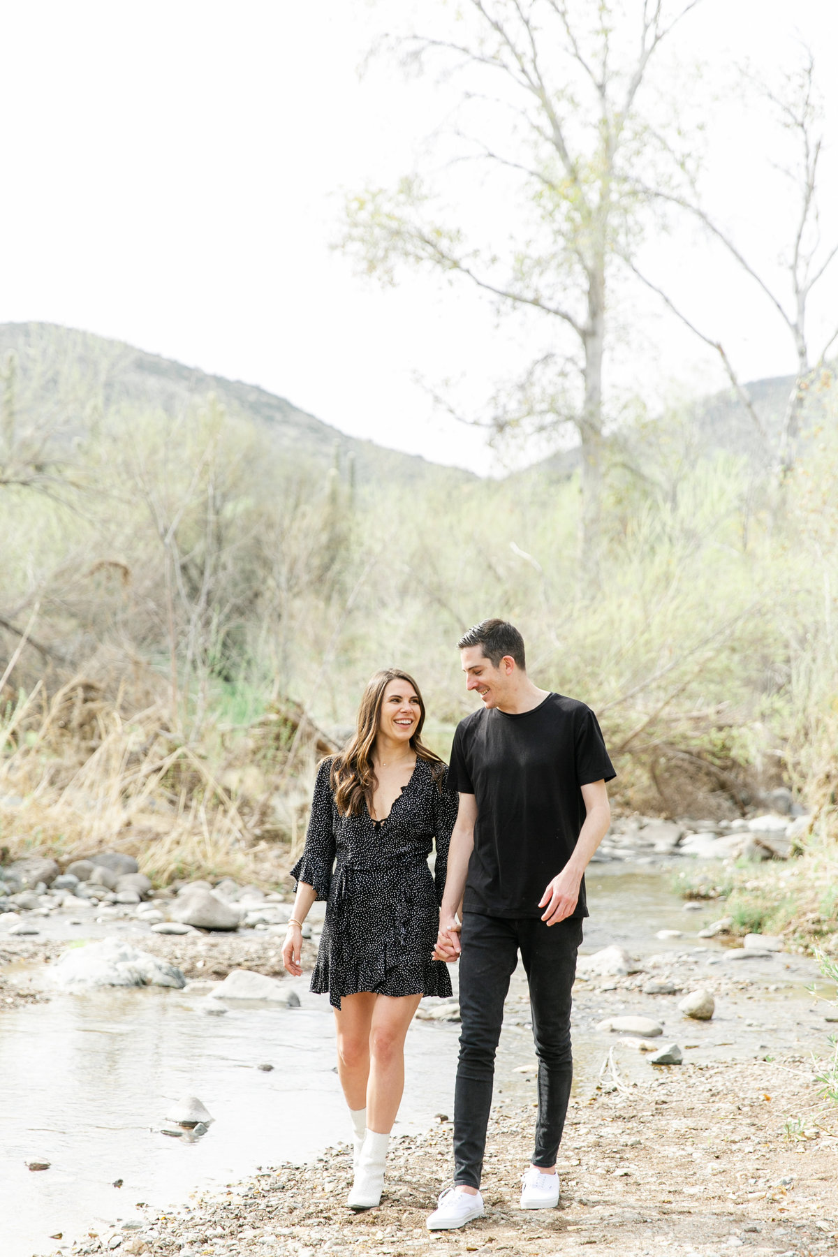 Karlie Colleen Photography - Emily & Ryan Engagement Session - El Chorro Wedding - Revel Wedding Co-127