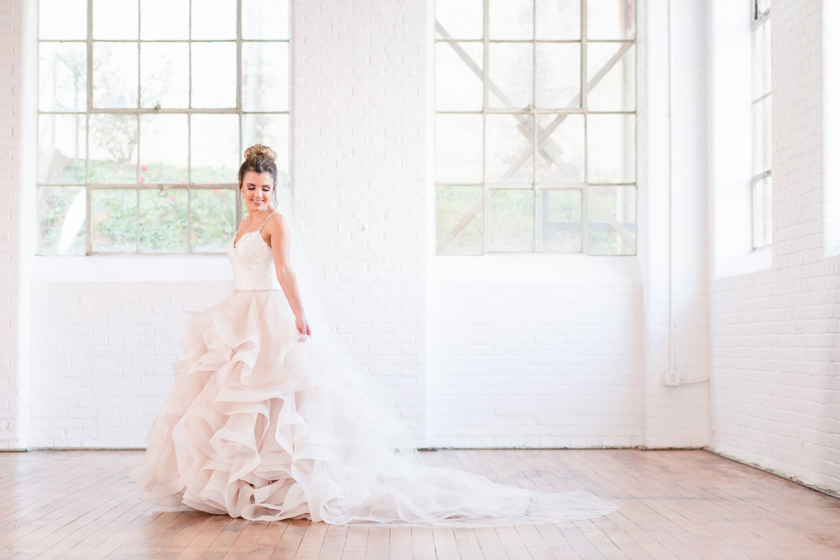 Greenville Bridal Portraits | Jenny Williams Photography 13