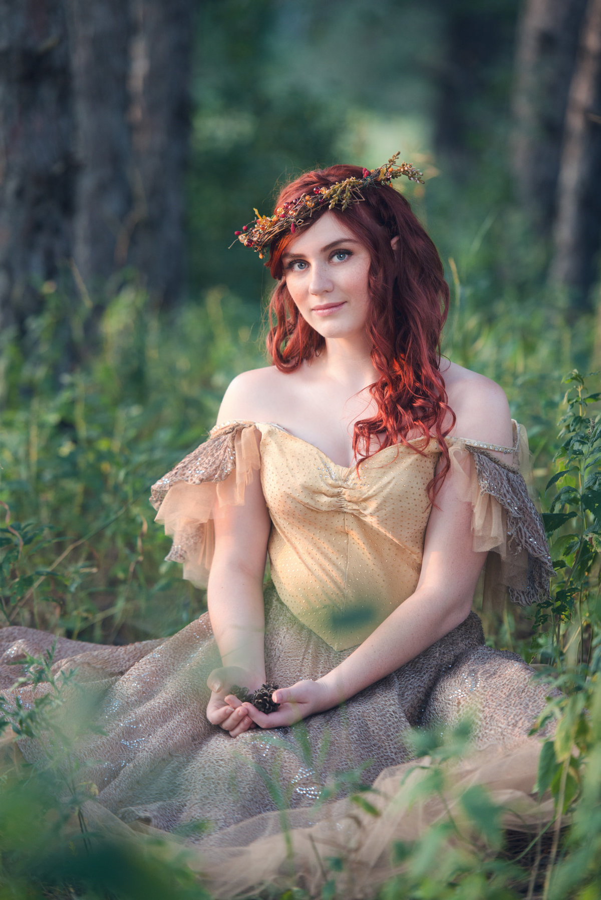 Fantasy whimsical senior portrait photographer-6