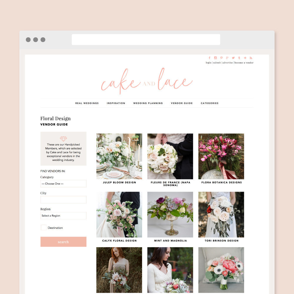 Cake-and-Lace-Website