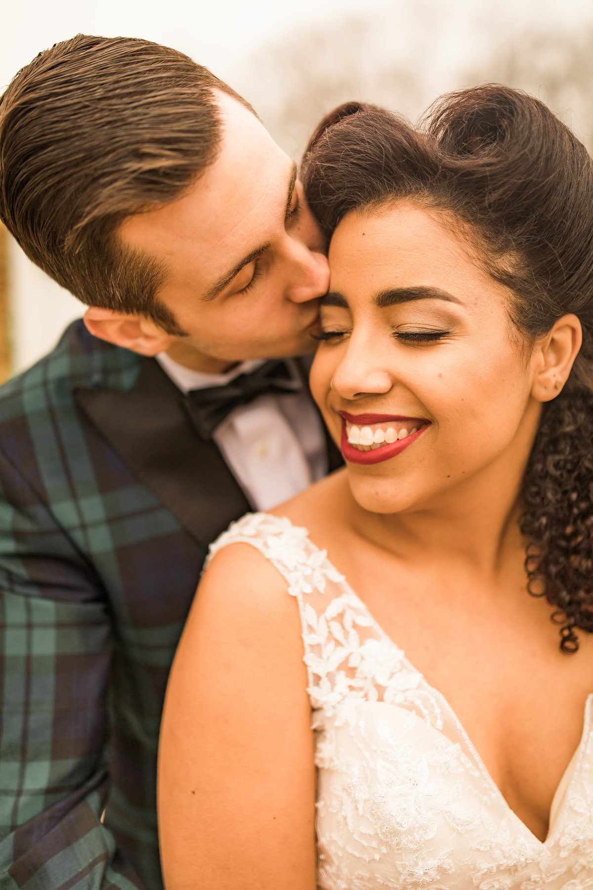 Retro Styled Shoot - Sophia and Andrew - St Louis Wedding Photographer - Allison Slater Photography 216