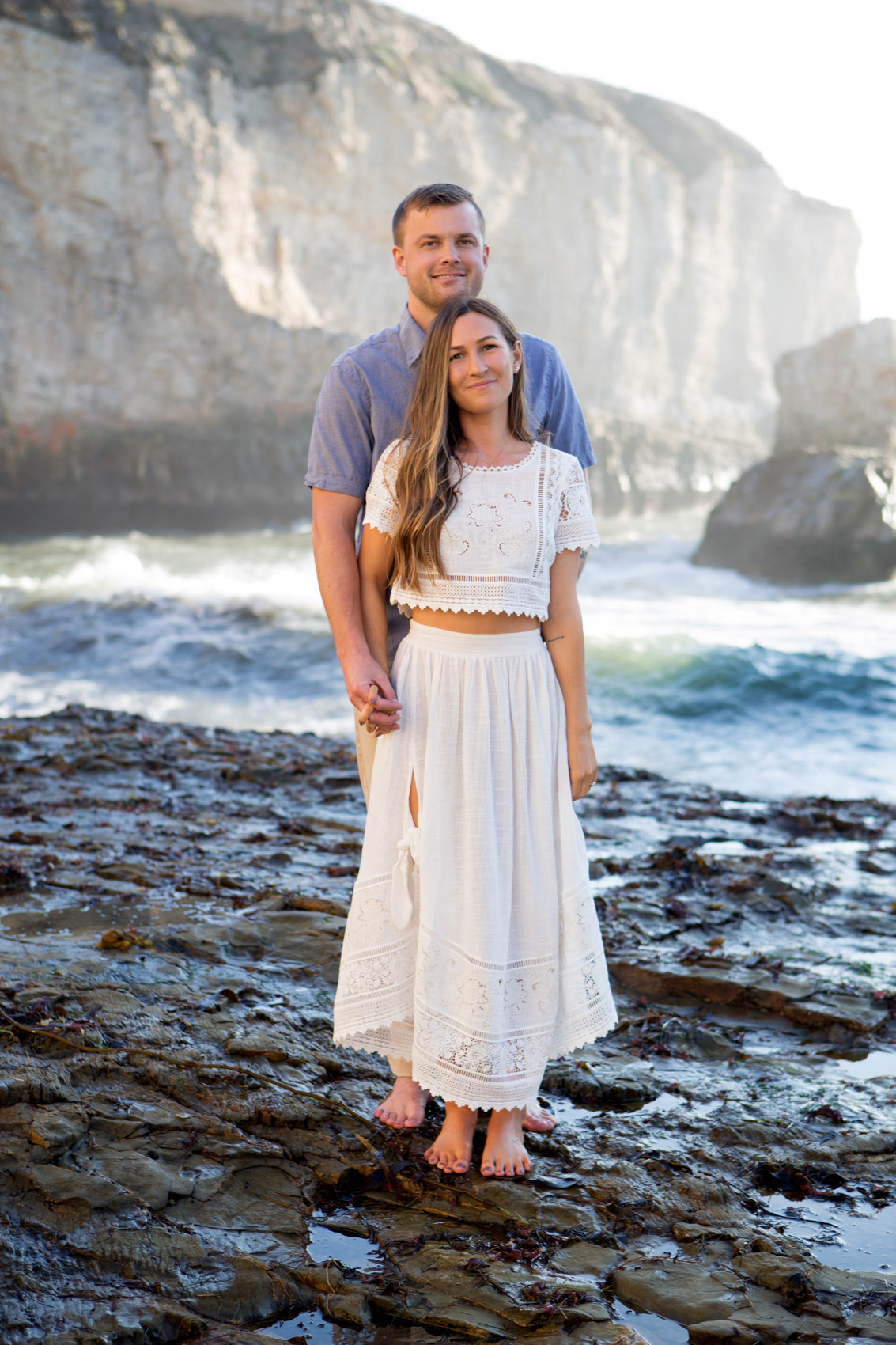 Outdoor engagement session bay area, deneffe studios