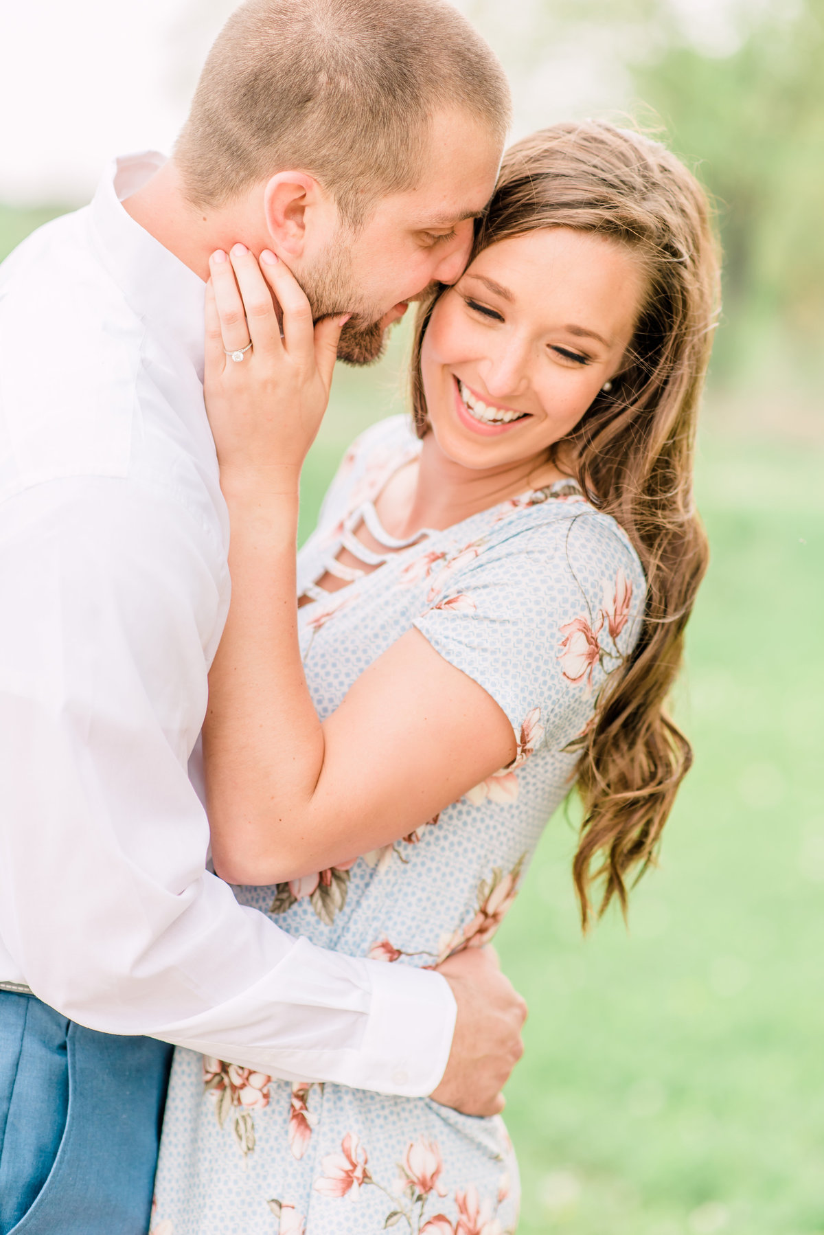 Bailey Elle Photography Wedding Engagment Photographer Indiana19