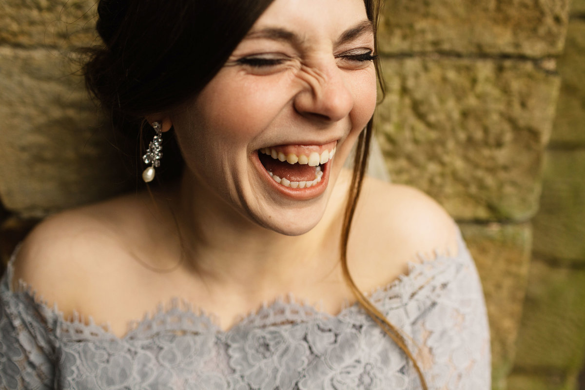 Fun Wedding Photography in Yorkshire