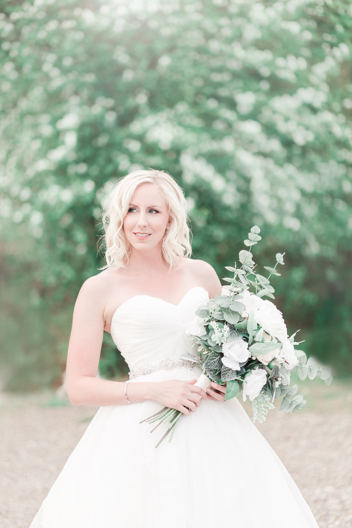 Chantel Whimsy Bride