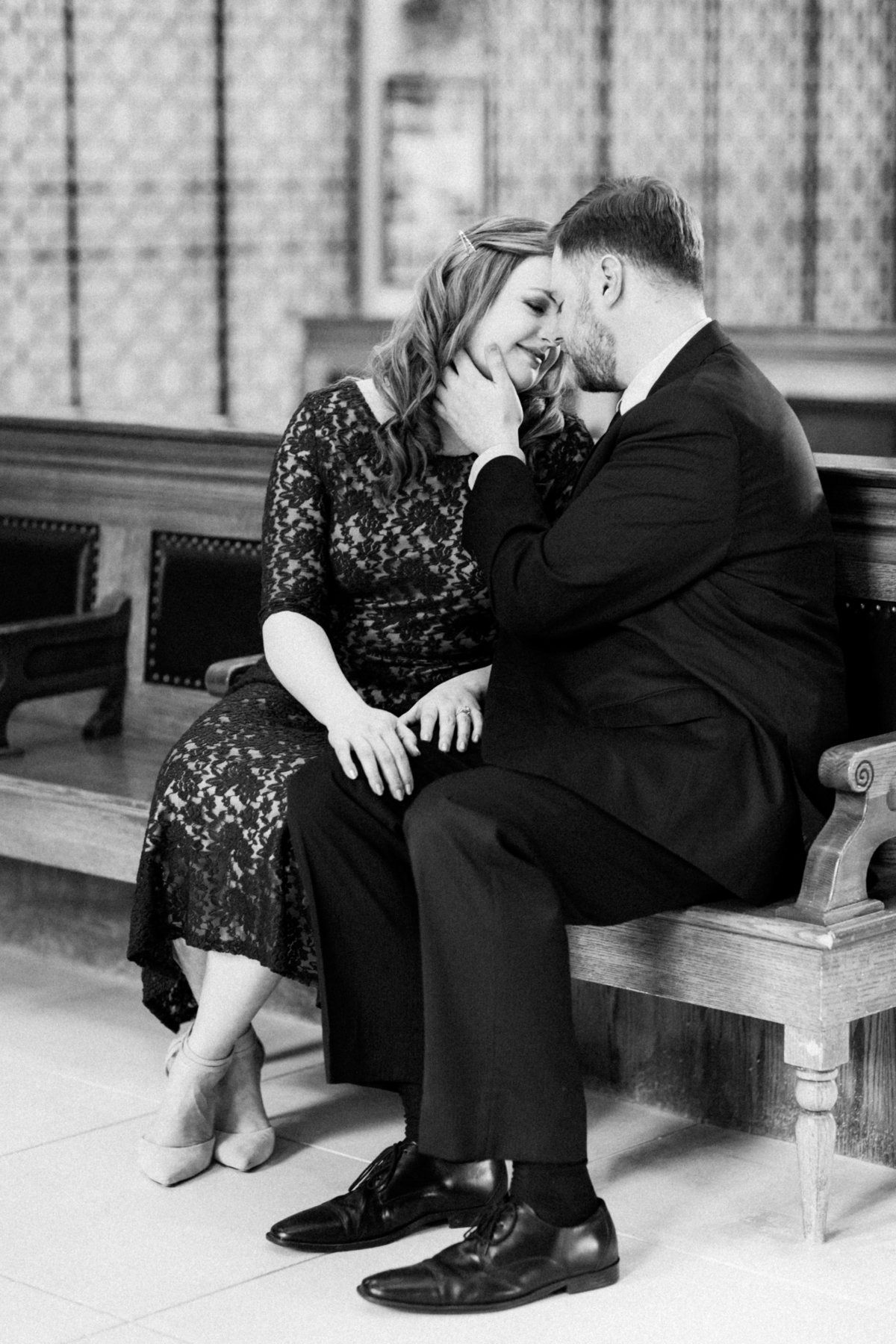 15_classic_indoor_mainstreet_train_station_richmond_engagement_session