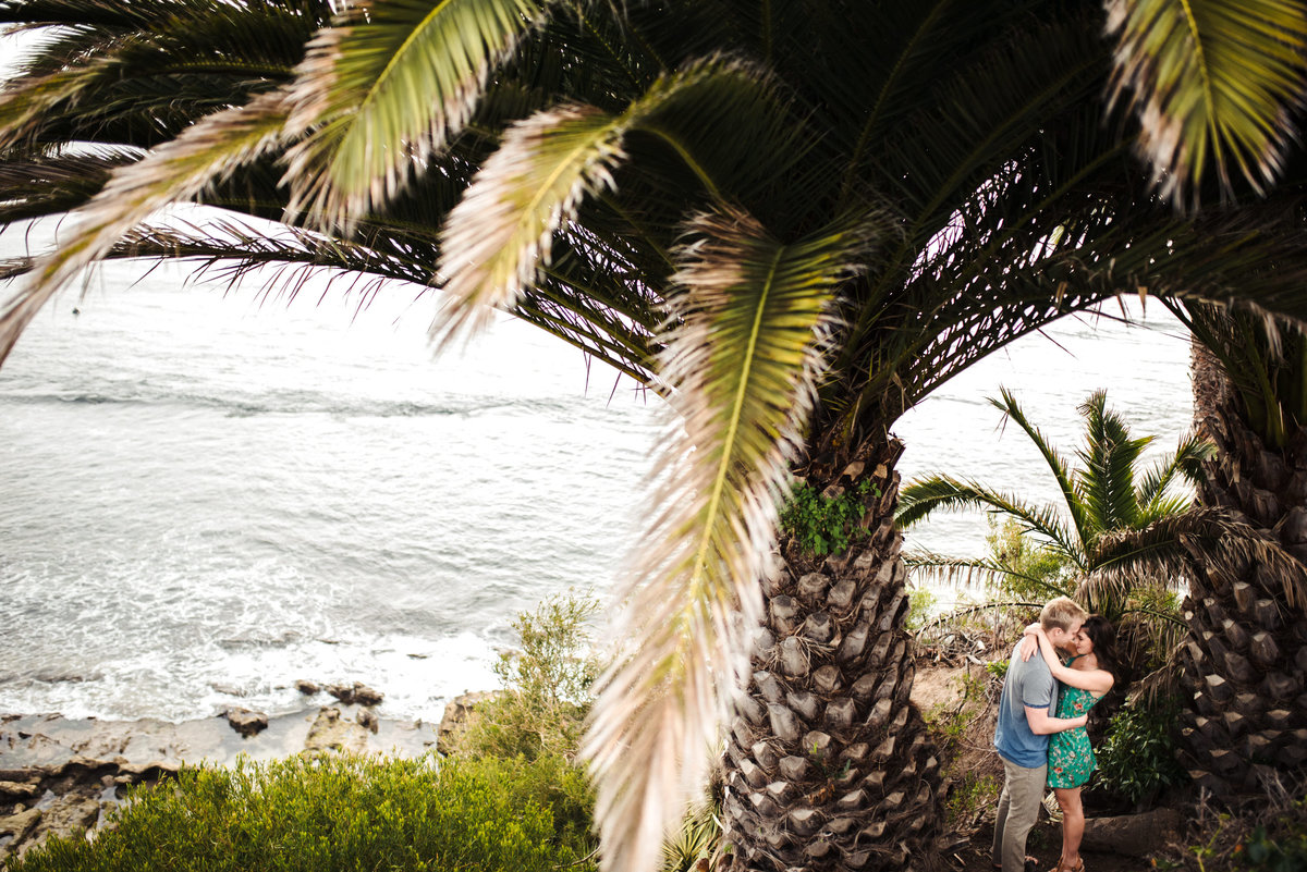 Laguna Beach Engagement Session - 035