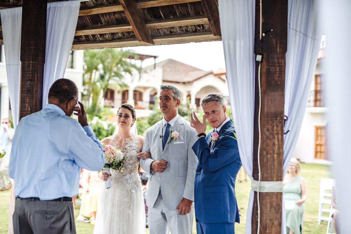 Cap Maison St Lucia Destination Wedding - 106