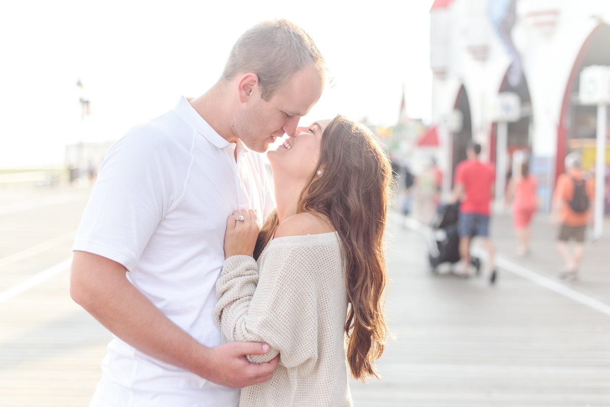 Olivia Rae Photography | Ocean City, NJ Engagement Session-13
