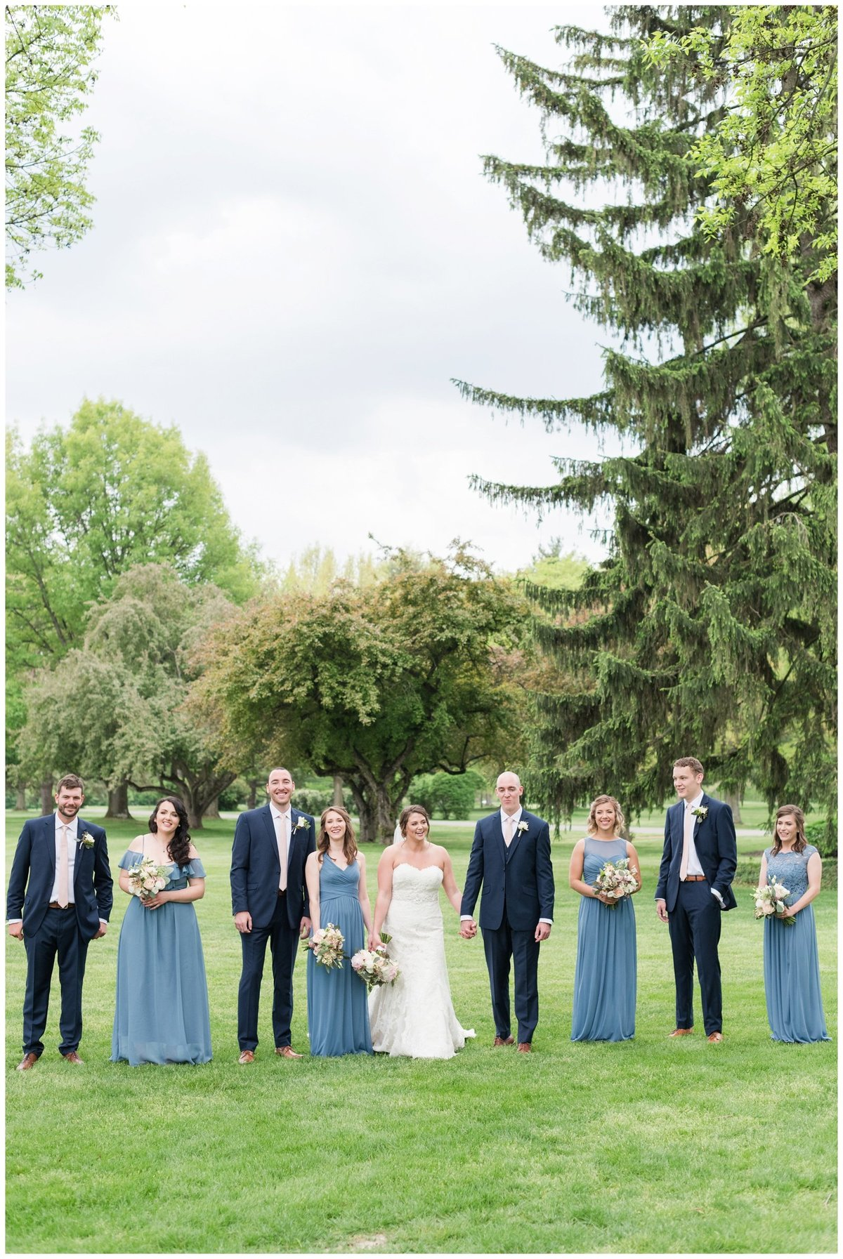 columbus ohio wedding photos brookside golf and country club outdoor wedding_0040