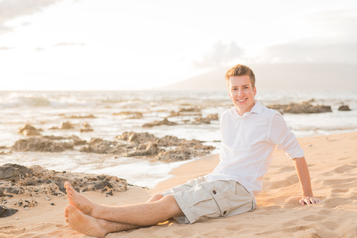 Maui Senior Portraits