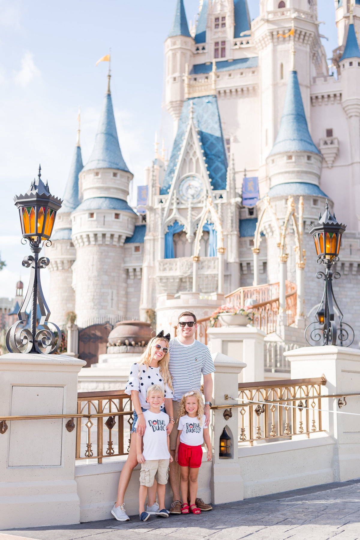 Magic Kingdom Session, Disney Family Session