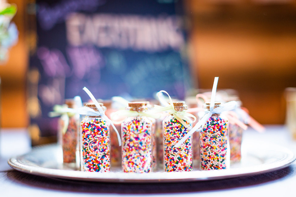 Strawberry-Creek-Ranch-Wedding-Ashley-McKenzie-Photography-Small-Wildflower-Outdoor-Wedding-Bottle-of-sprinkles