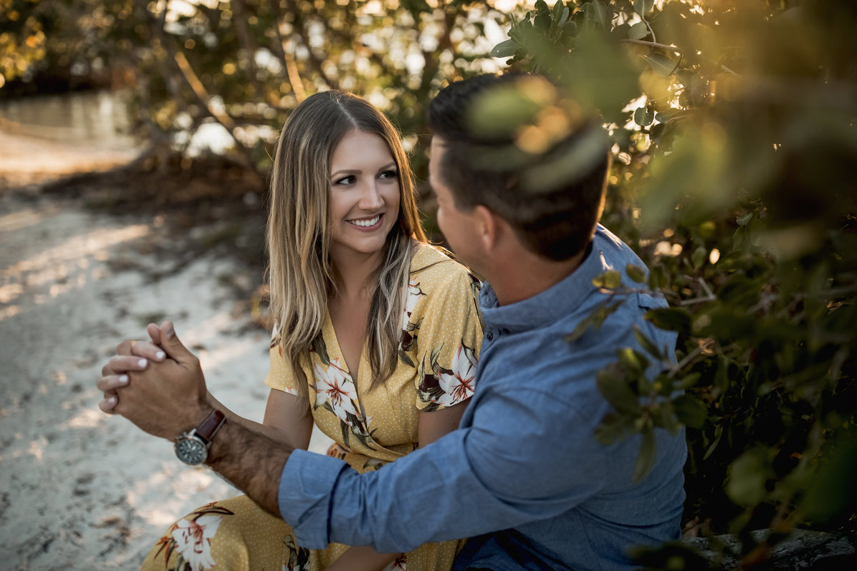 kiki eagle engagement