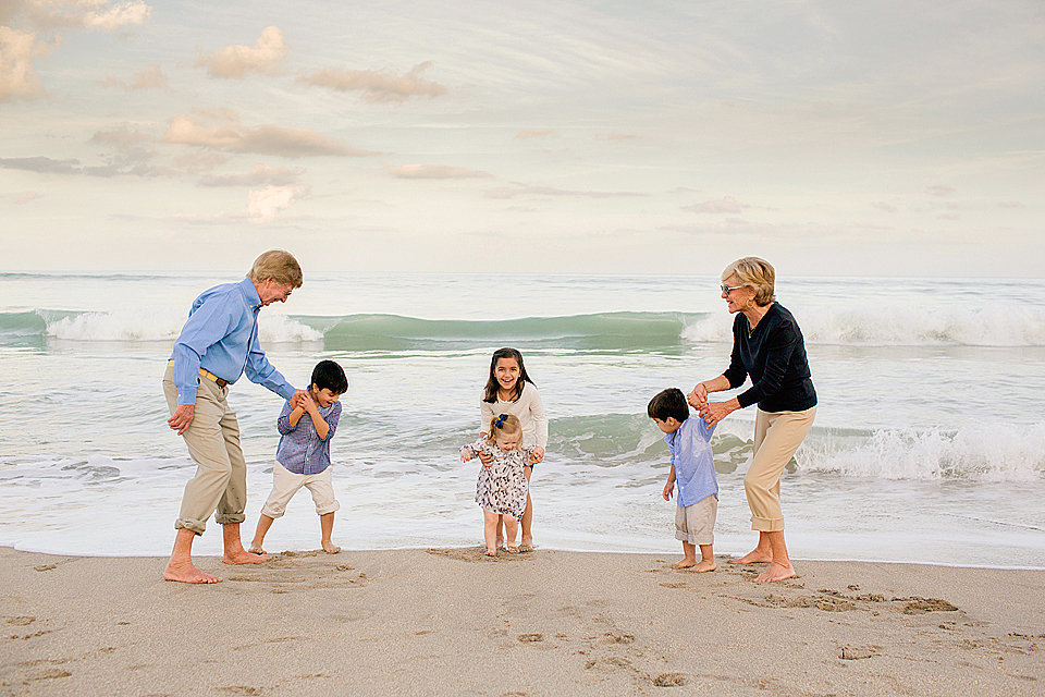 Vero Beach Family Photography Florida Seaglass Photography