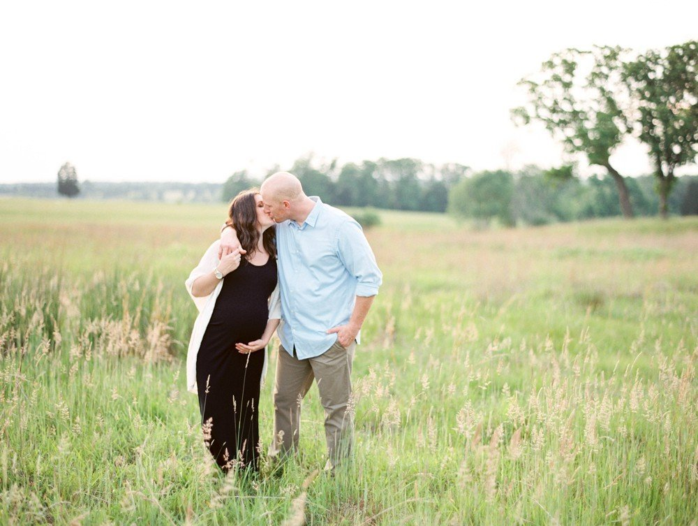 Rebekah Emily Photography Northern Virginia Photographer Film Maternity Session_0019