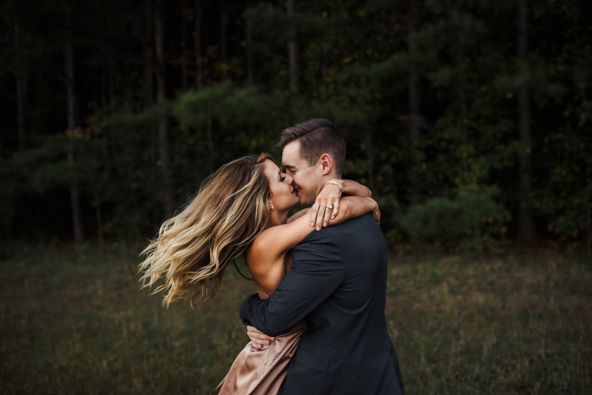 Themed Charlotte engagement Photos 93