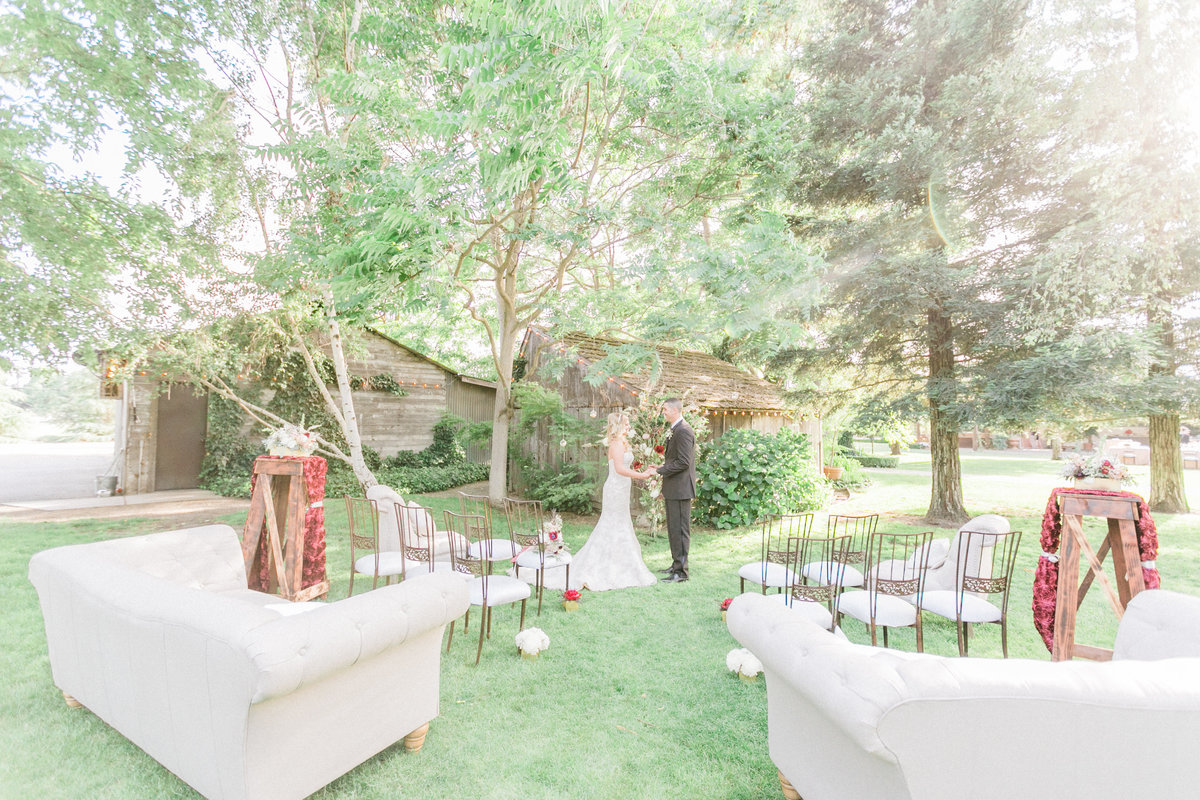 Rustic French Wedding Inspiration