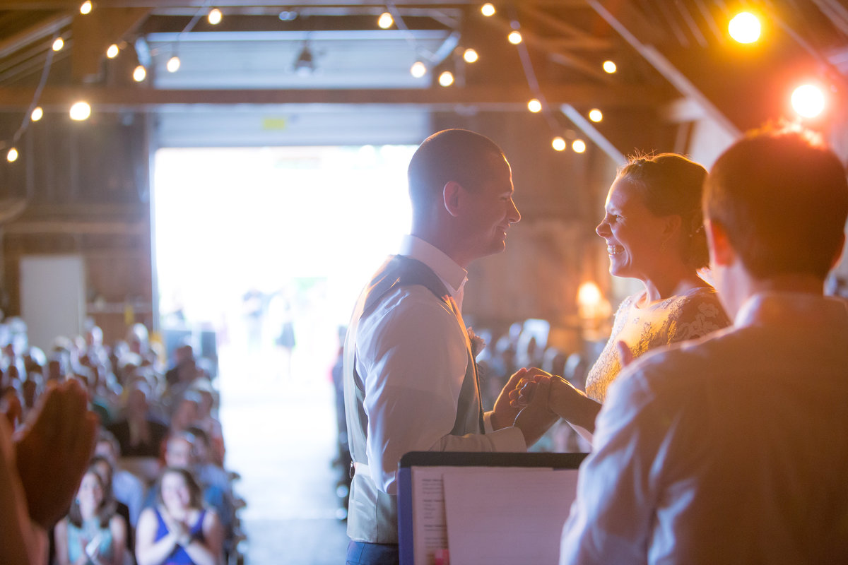 5 wedding photography barn ceremony 2