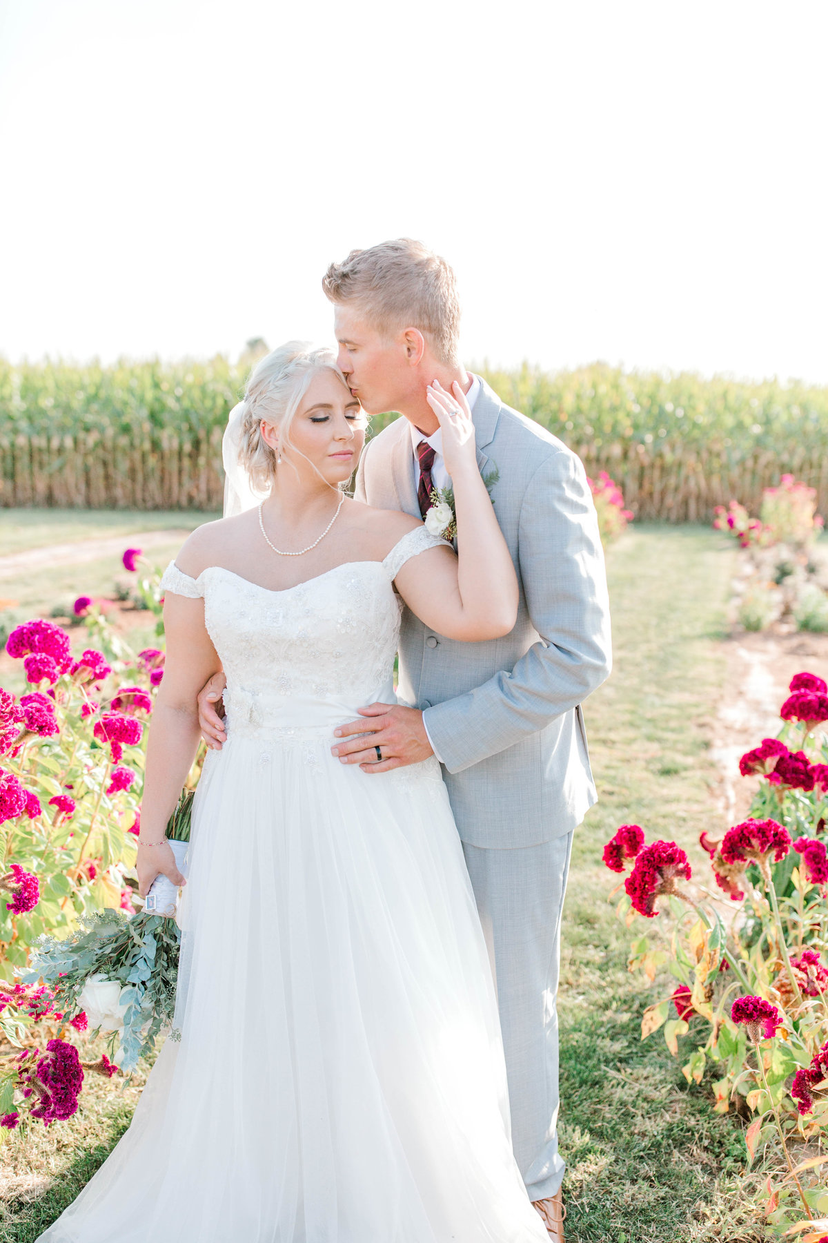 Summer Farm Wedding