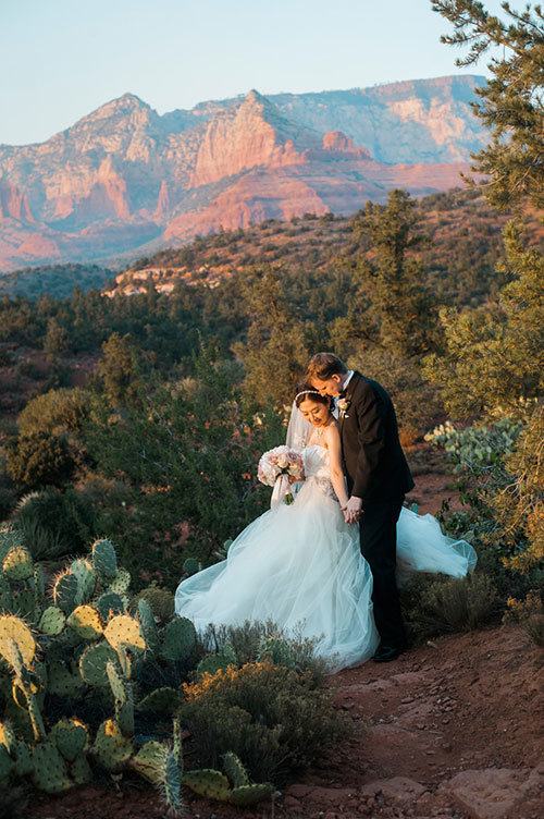 wedding flowers florist sedona lauberge
