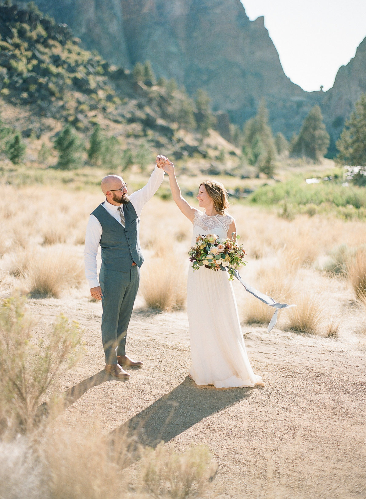 Smith Rock State Park Elopement-3