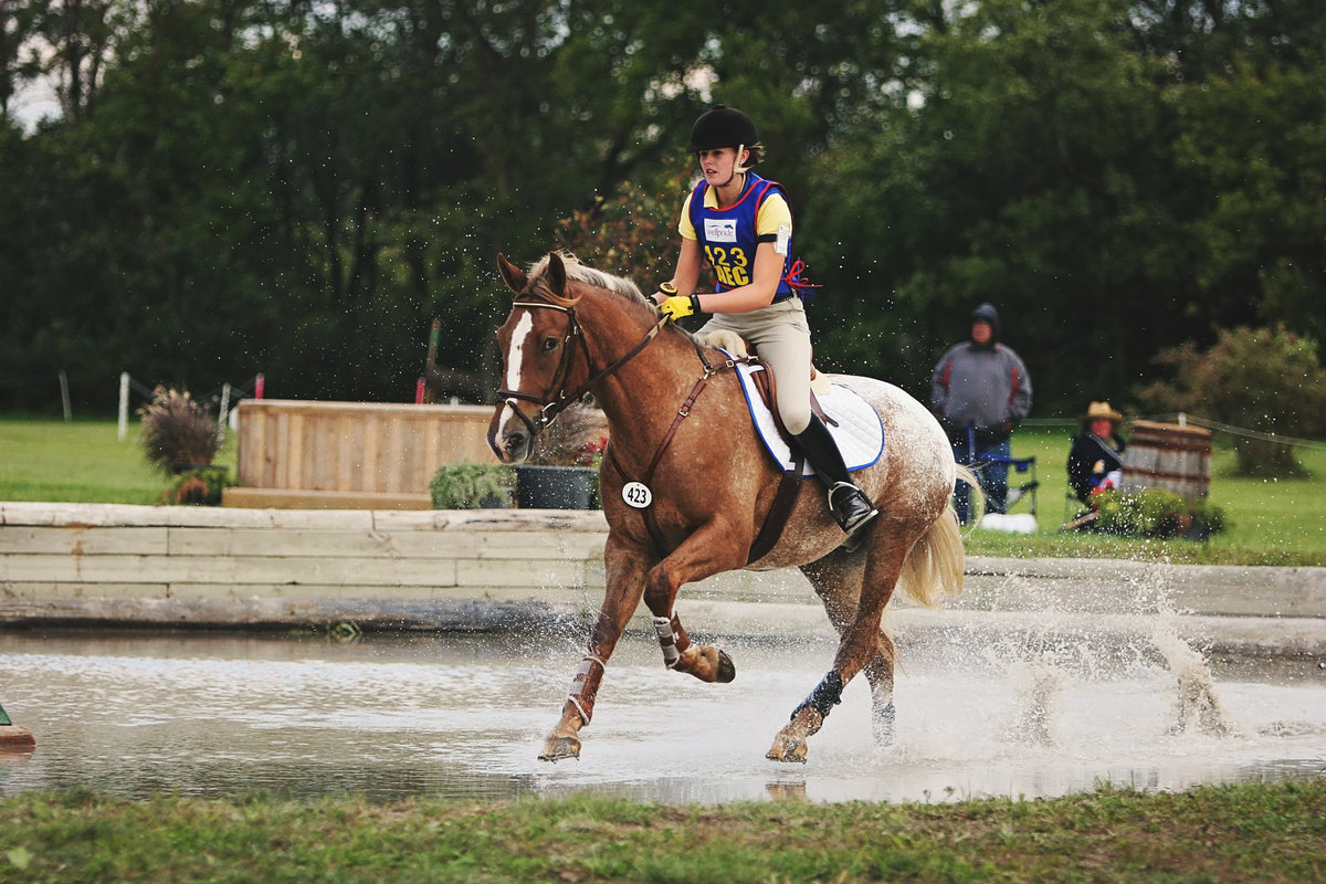 Eventing 133