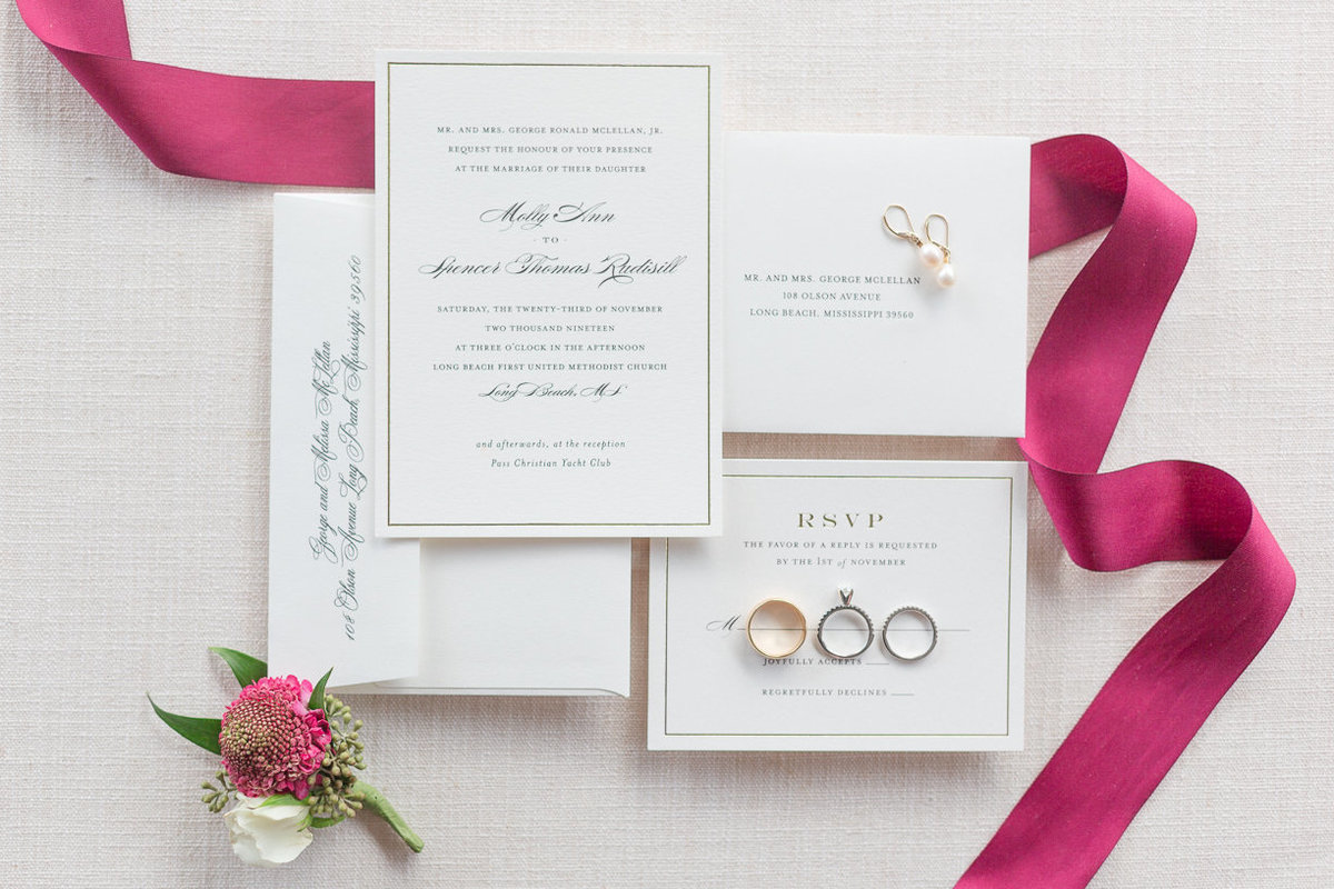 styled wedding invitations | Toni Goodie Photography