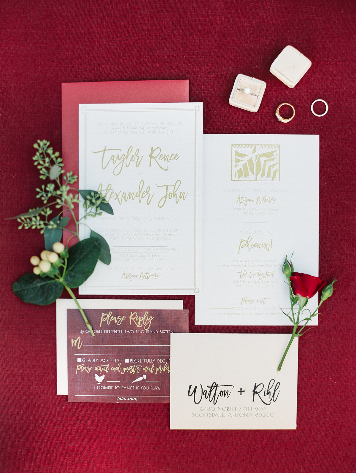 Wedding Planner and Event Design Company in Phoenix, AZ