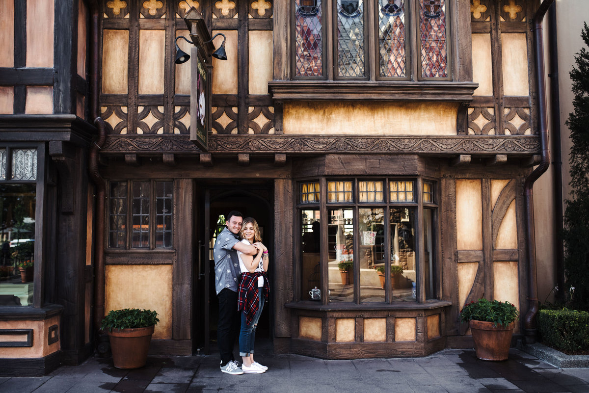 Ally & Brett's Disney Engagement Session (68 of 243)
