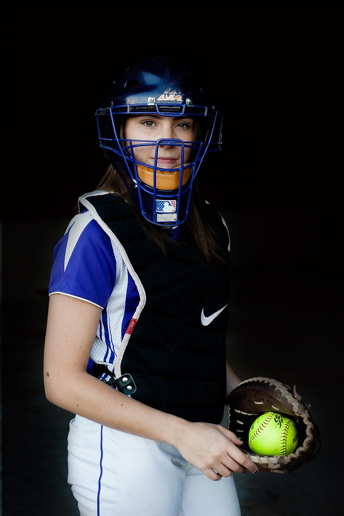 Laura Luft High School Senior Photography Elba NY  Albion Central Girl Tall Grass Flowers Softball Urban Country Session-19