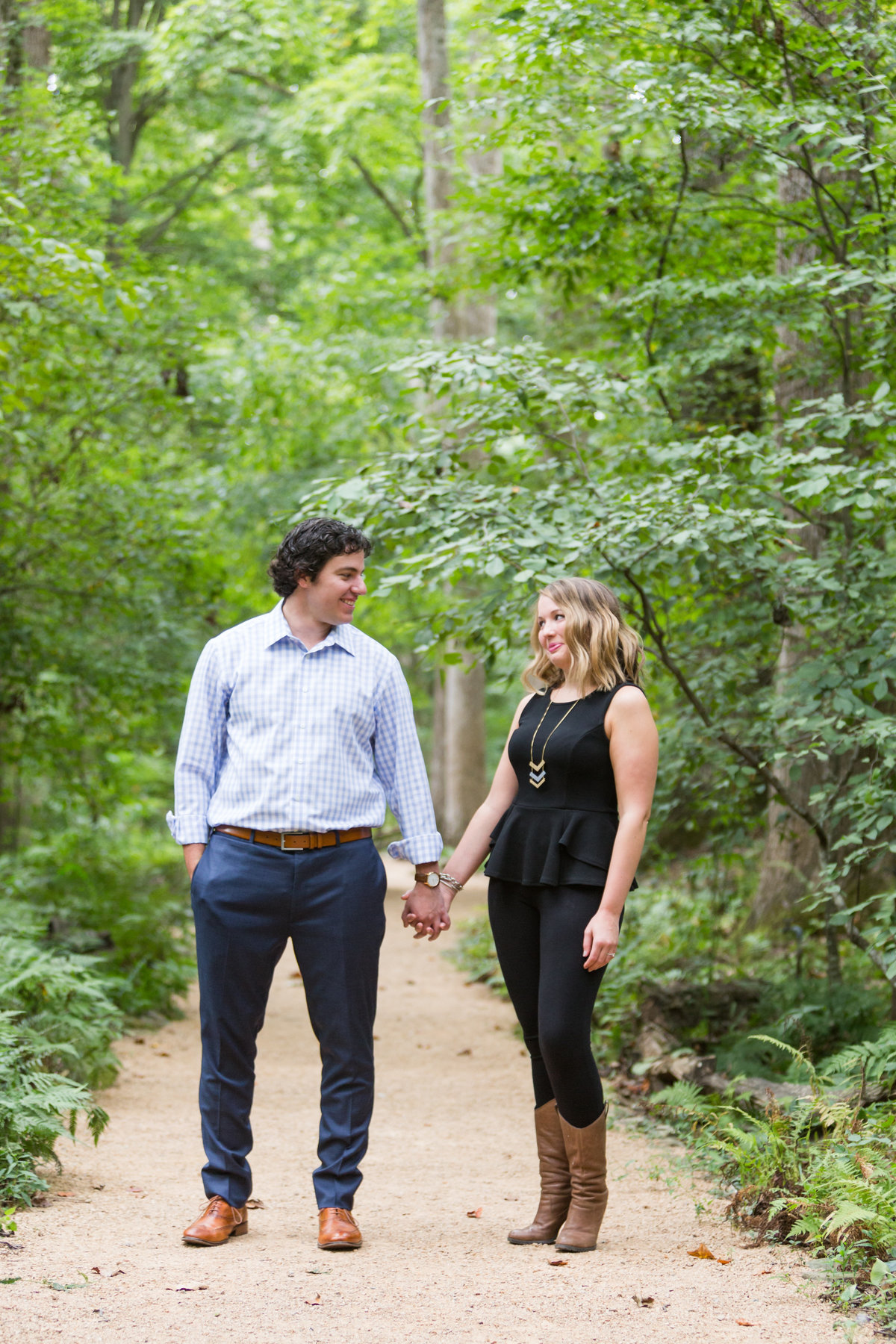 Greenville Engagement Photography | Jenny Williams Photography 14