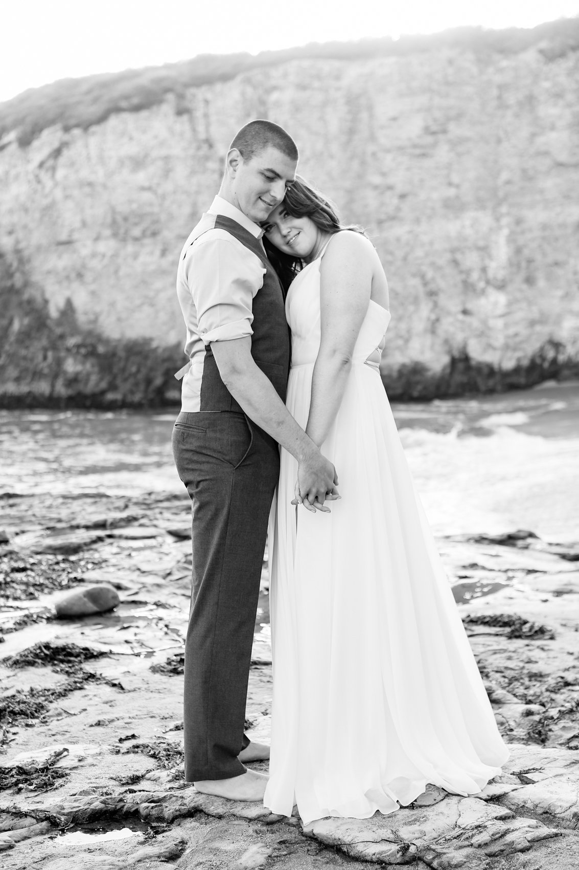 DeNeffe studios engagement session, northern california wedding photography