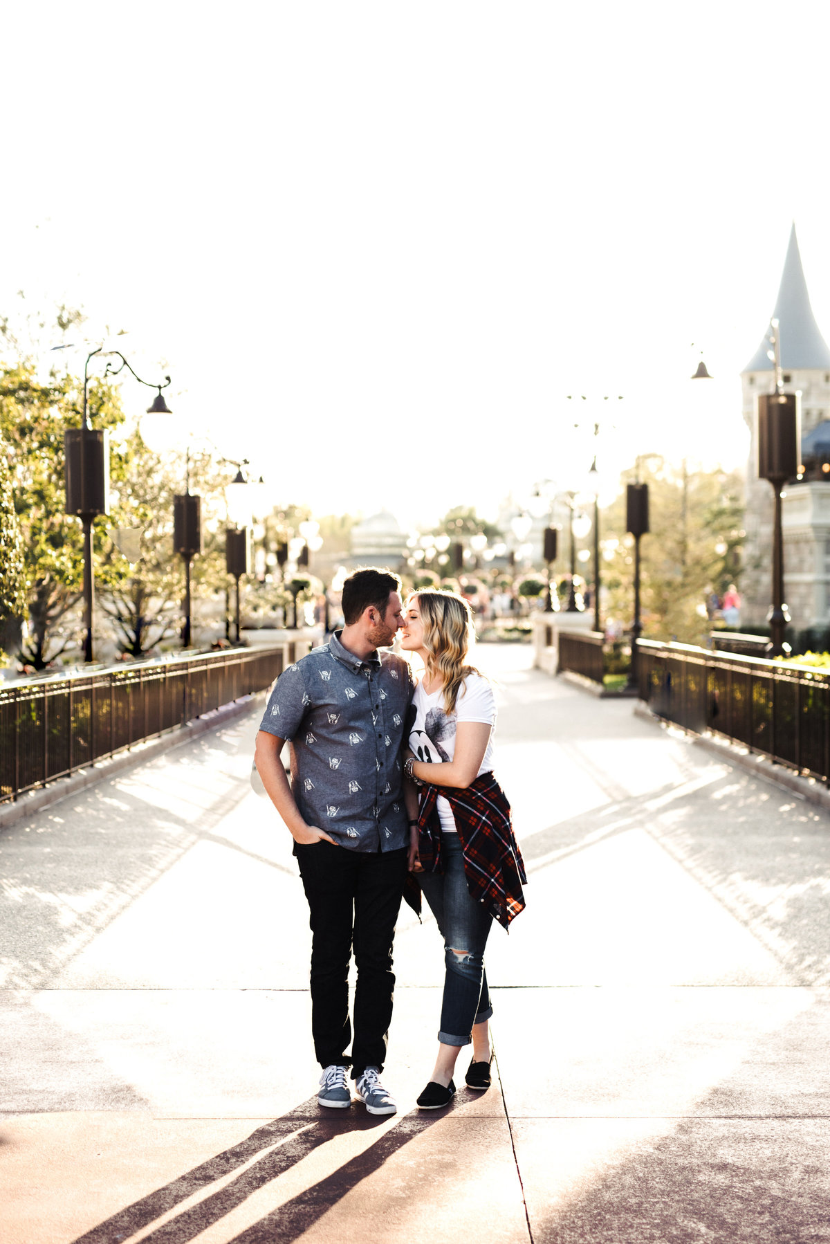 Ally & Brett's Disney Engagement Session (202 of 243)