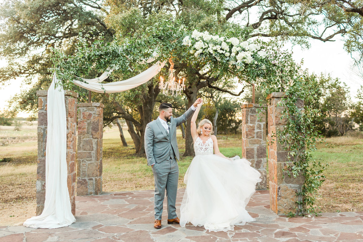 ma maison dripping springs wedding