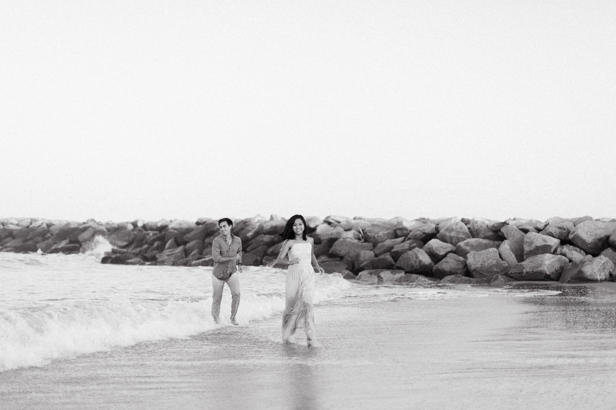 cape henlopen engagement session_4