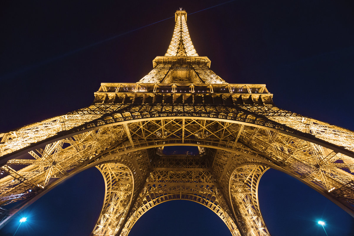 Eiffel-at-Night