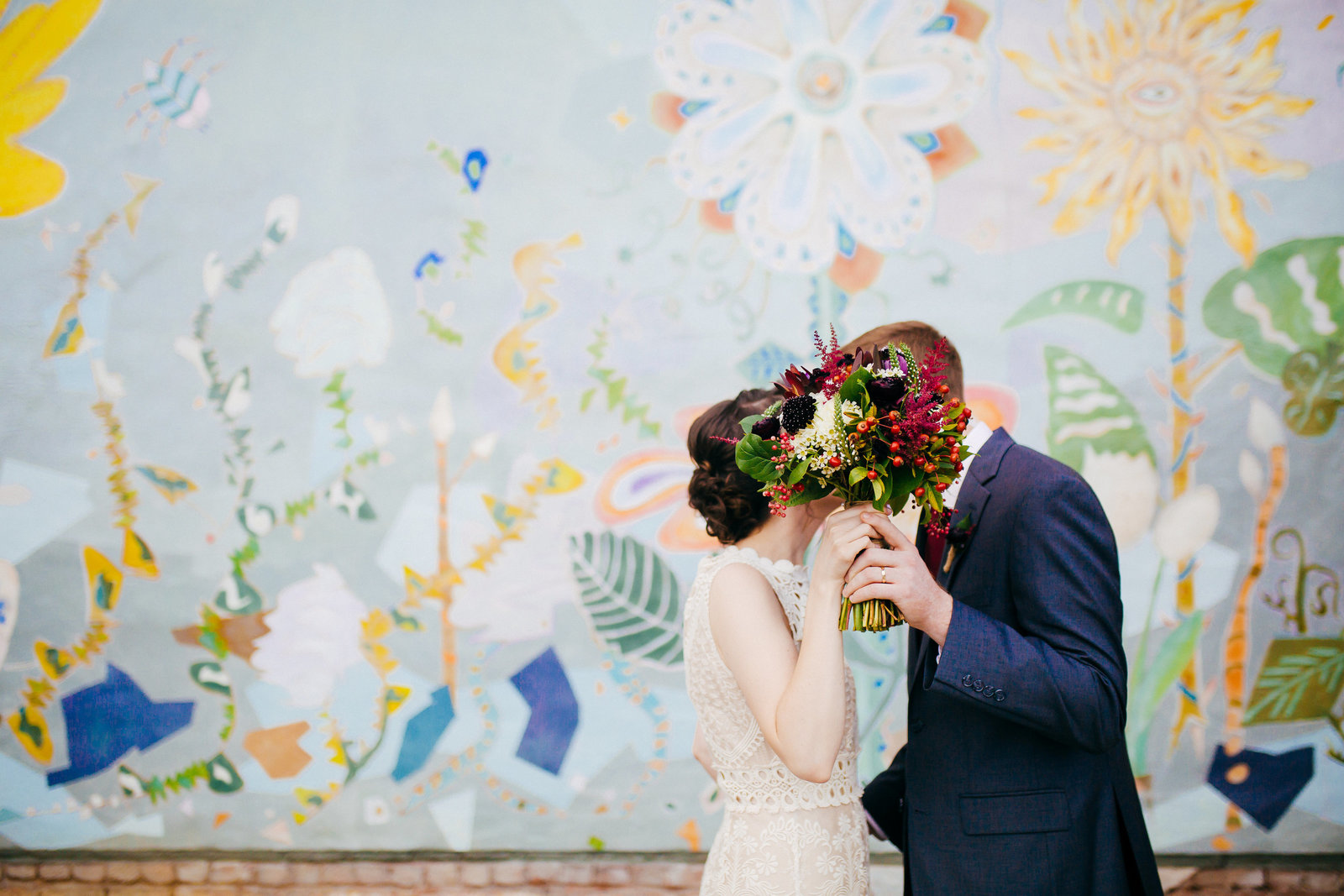 Lake Wedding in Dayton Tennessee by Amber Lowe Photo
