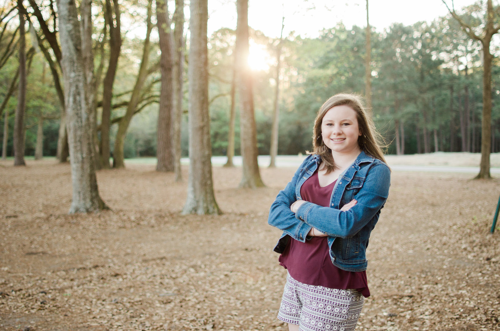 Annapolis Senior Photography