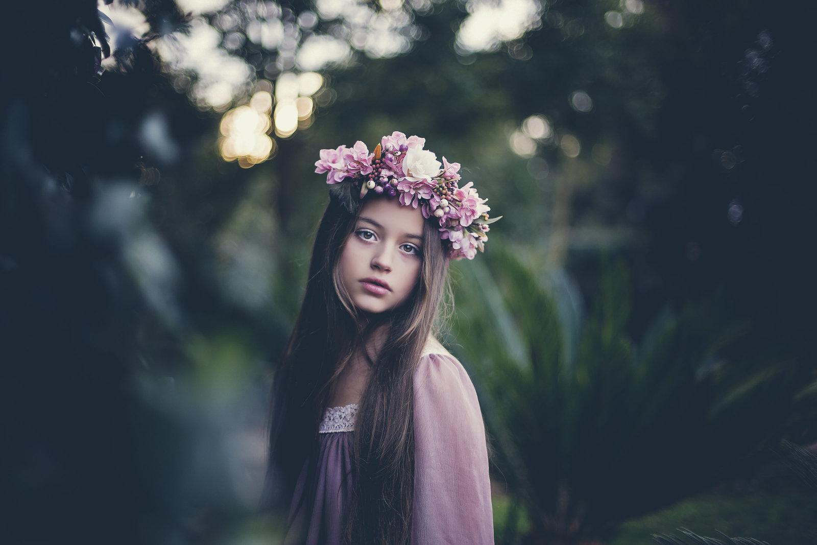 Girls portrait by Norwich photographer Jessica Elisze