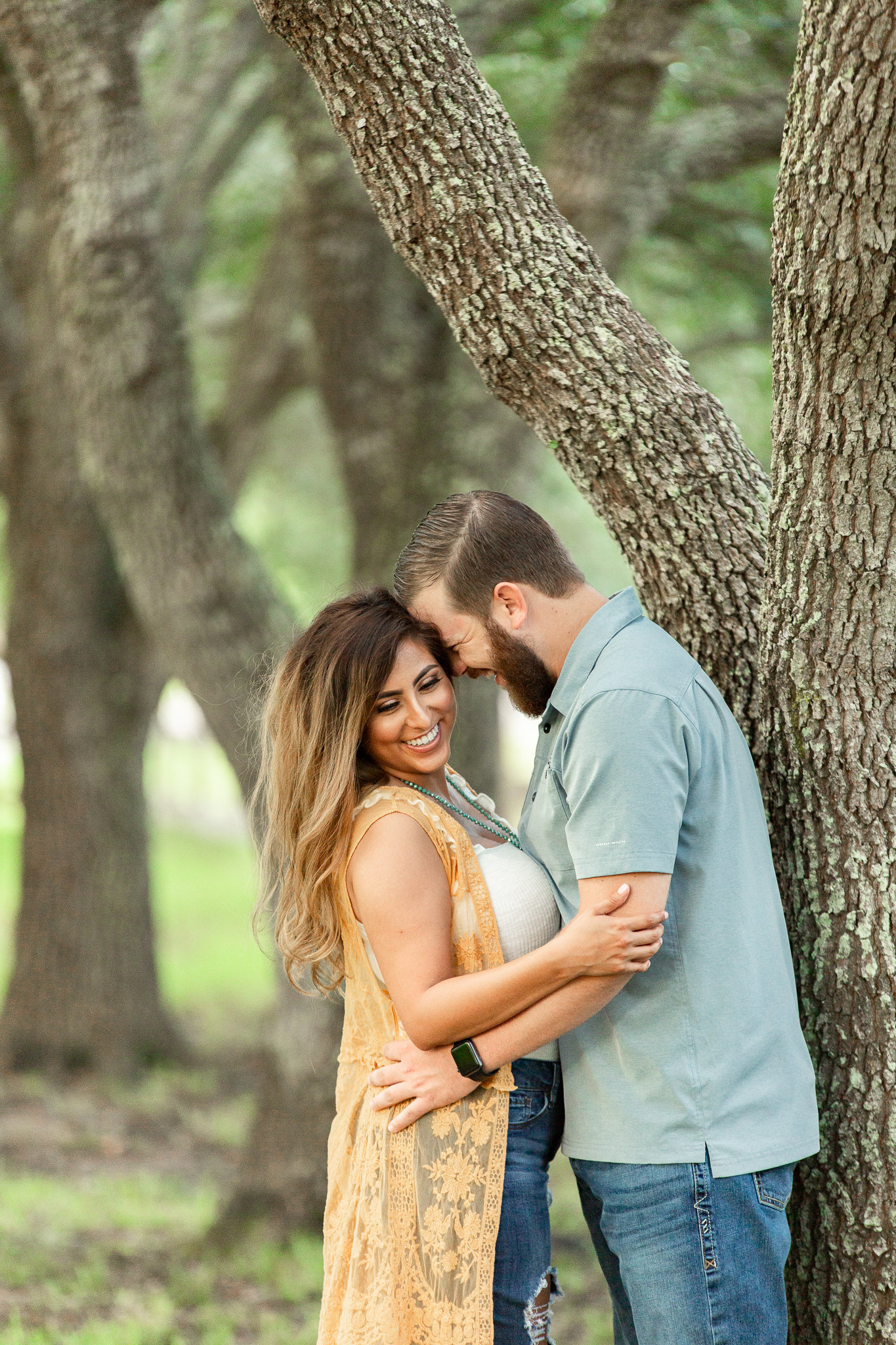 The Jeffries - Ashley and Cody - Engagement Session-136